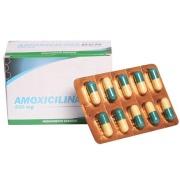 Amoxicillin Tablets/Capsules