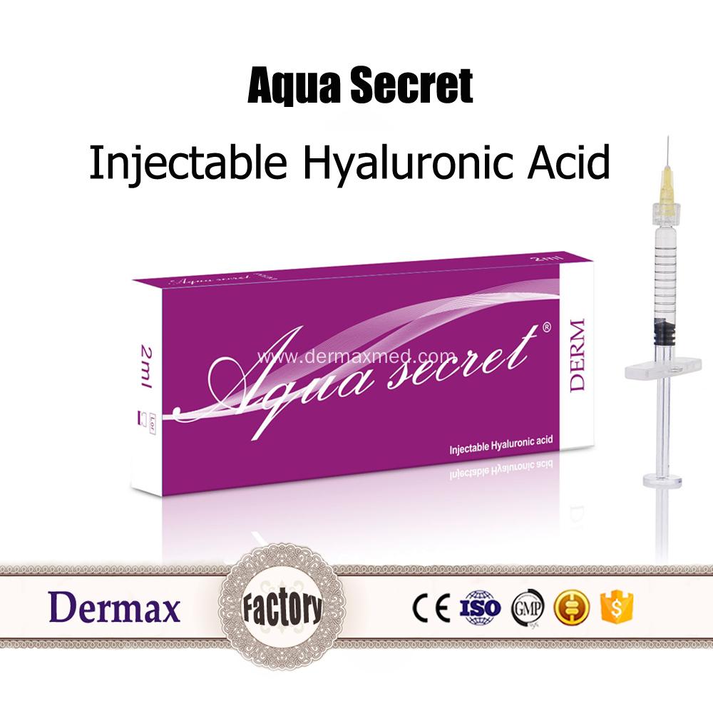 China Anti Aging Hyaluronic Acid Gel Dermal Filler