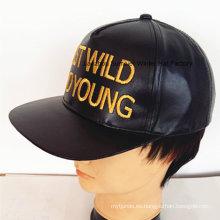 Sombrero bordado de alta calidad del casquillo del gorras de camionero