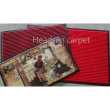 Hot Sale Impresso Home Anti-Slip Porta Mat