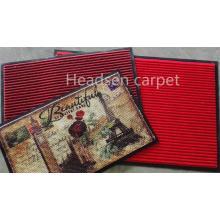 Hot Sale Printed Home Anti-Slip Door Mat
