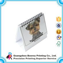 China Lieferant Großhandel hohe Qualität benutzerdefinierte Schreibtisch Pad Kalender drucken