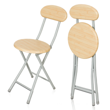 Chaises pliantes à bas prix en métal