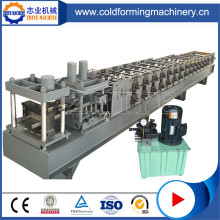 C Frame Steel Cold Roll Making Machine