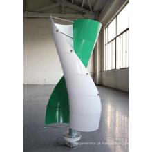 Gerador de energia eólica para lâmpada de rua em liga de alumínio