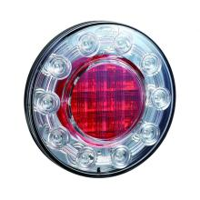 "100% Waterproof 4"" LED Auto Stop/Tail/Reverse Lamps"