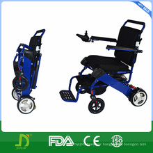 Handicapped Electric Wheelchair with FDA ISO CE