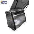 Camper Trailer Портативный алюминиевый металлический ящик для инструментов для грузовика Camper Trailer Портативный алюминиевый металлический ящик для инструментов для грузовика