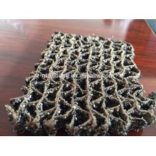 fabricación de filtro de aire para caja de arena para gatos con carbón activado y zeolita para la eliminación de olores Filtro de aire de cabina de carbono