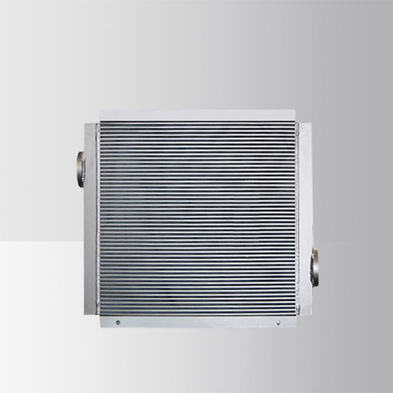 Compressor radiator