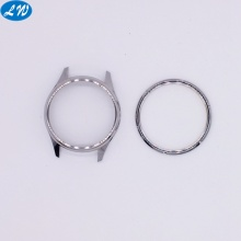 Precision stainless steel machining case watch machining
