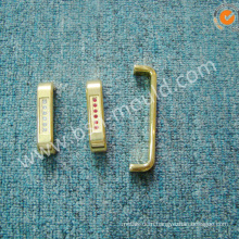 OEM metal die casting bathroom door locks and handle