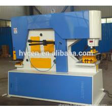 Machine combinée hydraulique de poinçonnage et cisaillement