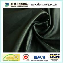 20d / 30d Semi-Dull Polyester Taffeta Rib-Stop de 400t