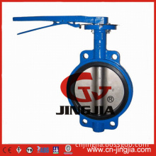 Wafer Lug Lined Concentric Butterfly Valve, API, DIN JIS Standard Butterfly Valve (D 71 X butterfly valve)