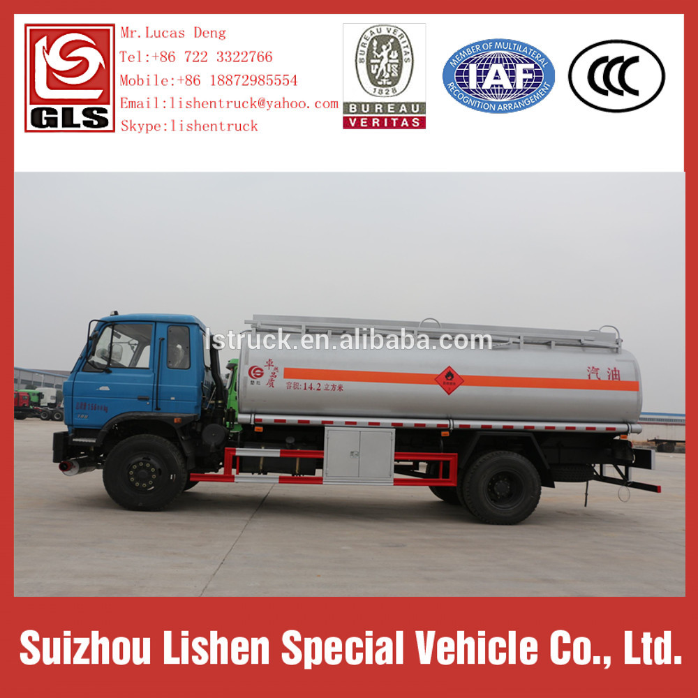Camion-citerne à huile Dongfeng Refueller Tanker Truck