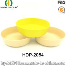 High Strength BPA Free Bamboo Salad Bowl (HDP-2054)