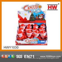 Divertidos regalos de Navidad 5 años de edad, juguete de Santa Claus Candy