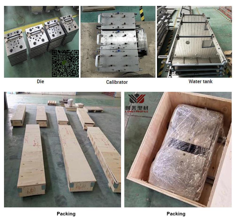 PVC Extrusion Mold