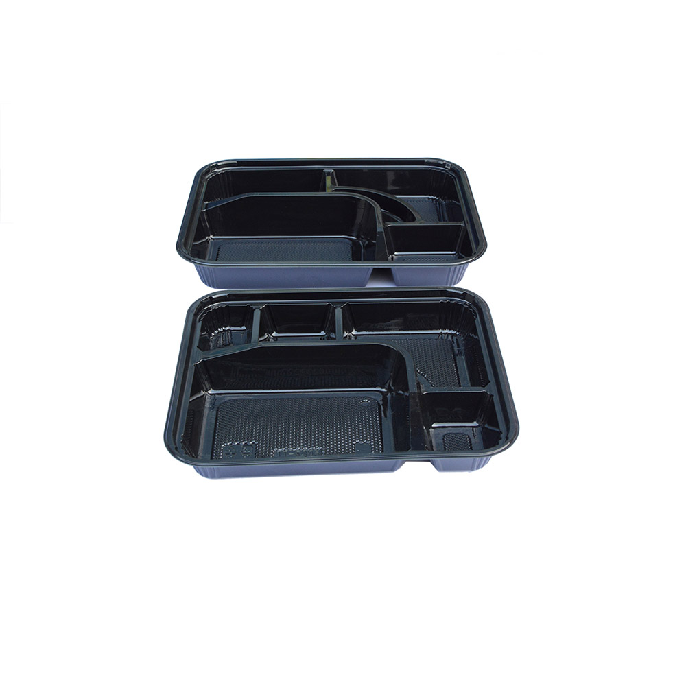5 Department Food Container