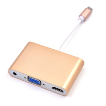 USB Type C vers HDMI USB 3.0 HUB