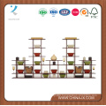 10′ Wide 2-Tier Gift Store Display Stand
