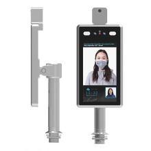 Biometric Attendance Access Control Body Temperature Test Face Recognition