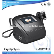 Cooling and heating system cryolipolysis machine/portable cryotherapy machine