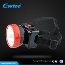 Most power OEM rechargeable led tiger head flashlight
