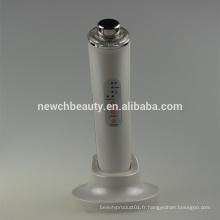 Machine de soin de la peau ultrasonique à photons facturable équipement de spa
