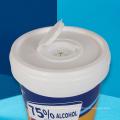 Desinfektionsmittel 300 Stück 75% Alkohol Feuchttücher reinigen