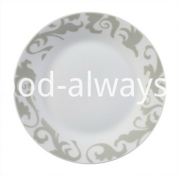 Porcelain Side Plate