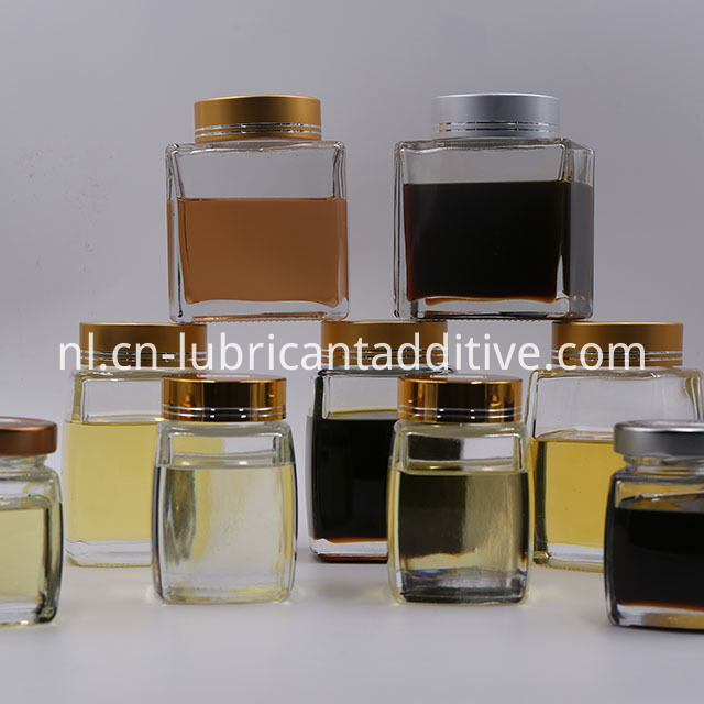 High Performance Gasoline Engine Oil Additive