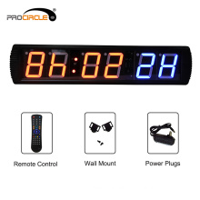 Promotional Cross Fitness Accessory Training Digital Timer