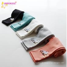 China Mainland Factory Of Girl Mikrofaser natürliche Farbe Hosen / Kinder Hosen