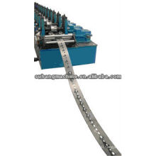 U Channel track roll forming machine