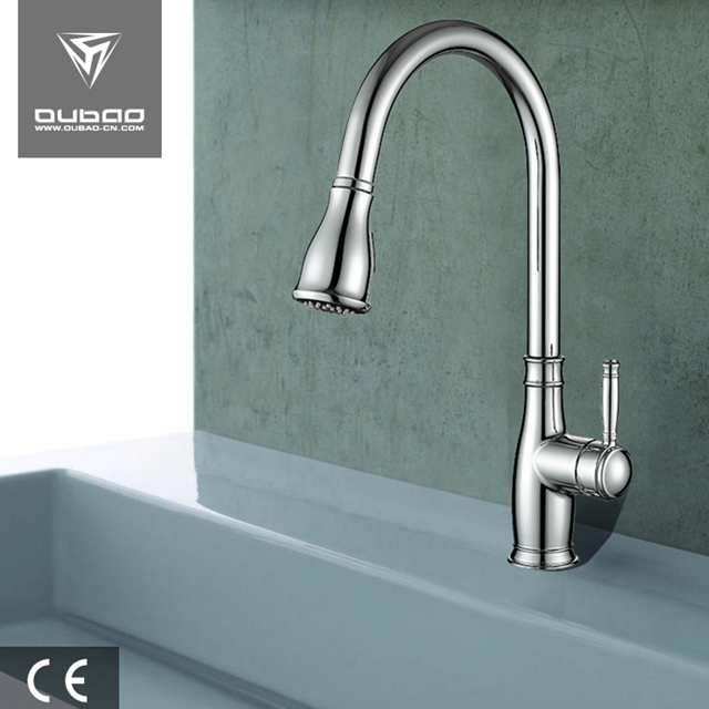 Long Neck Mixer Tap Ob D49