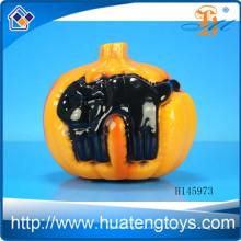 Víspera de Todos los Santos de regalo al por mayor de plástico de Halloween luces de calabaza llevó luces de Halloween H145973