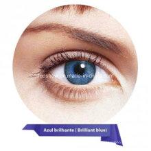 FreshLook цветные контактные линзы Оптовая моды дешевые три тон цветных контактных линз из Китая