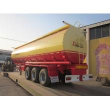 3axles BPW 45000liters reboque do petroleiro