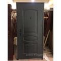 China Single Main Door Design Porte de sécurité en acier