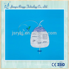 Disposable medical adult urine bag collector