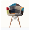 Fashionable Low Price Patchwork PP Chair for Sale