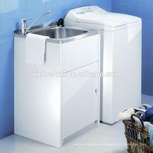 Lavamanos de lavabo de acero inoxidable Australia