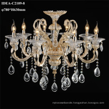 indoor decoration lamp candle chandeliers