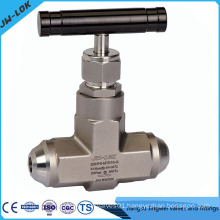 1 piece forged nitrogen high pressure valve, 6000psi