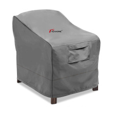 Housse de chaise extérieure Couverture de meuble classique Housse de protection étanche à l'eau