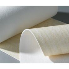Fábrica do material do filtro de Nomex da espessura de 2.5mm