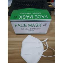 Masque facial KN95 Masque jetable