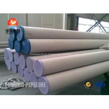 Aço inoxidável Super Duplex tubo ASME SA790 S32760